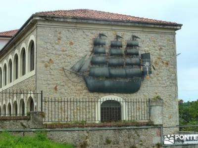 Ruta del Cares-Garganta Divina-Parque Nacional de los Picos de Europa; San Vicente de la Barquera